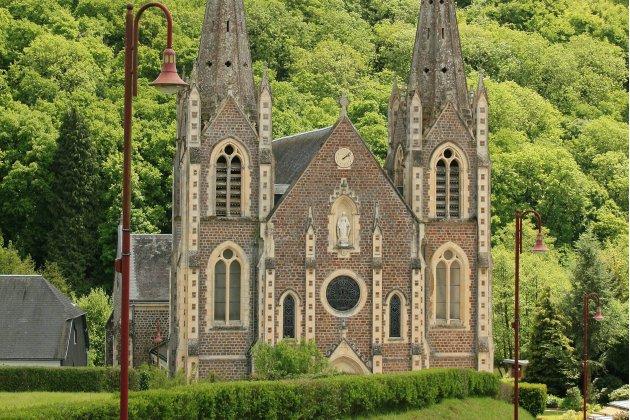La Chapelle-sur-Vire se visite avec votre smartphone