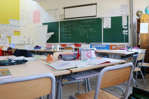 Covid-19 : plusieurs cas recensés dans des écoles maternelles