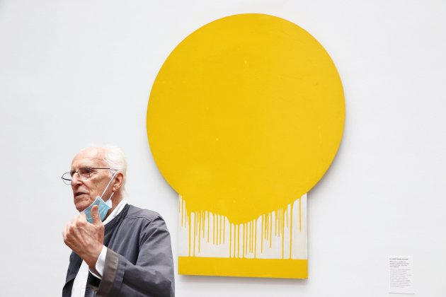 Gérard Fromangerannonce la couleur au musée des Beaux-Arts