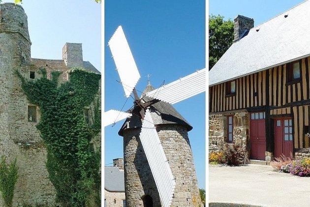 Journées du patrimoine : trois sites à découvrir