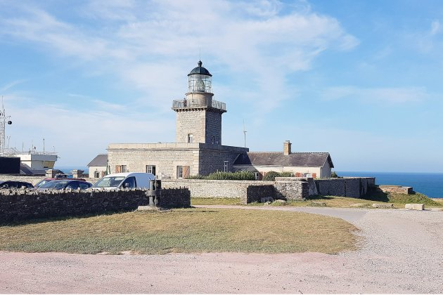 Tendance Ouest en direct du phare de Carteret