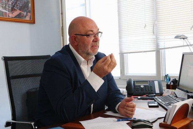 Le député Stéphane Travert a fait sa rentrée