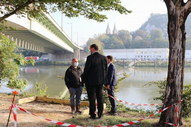 Ile Lacroix: la Métropole veut tester la navette fluviale les soirs de match