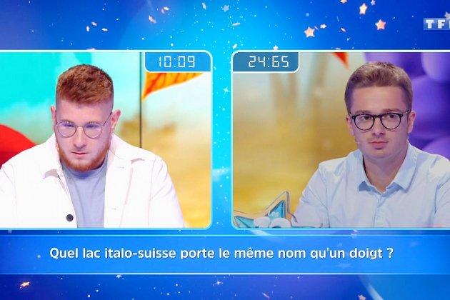 La Normandie règne sur les 12 Coups de Midi sur TF1