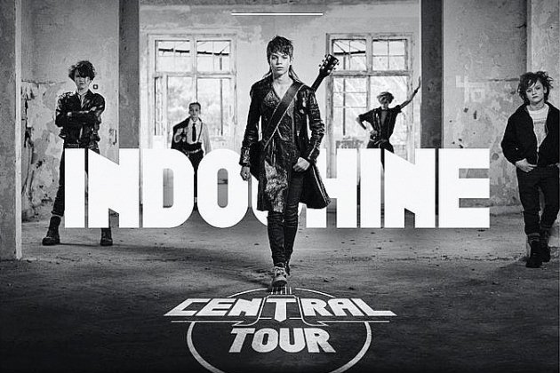 Indochine bat des records en ouvrant la billetterie de ses concerts 2021