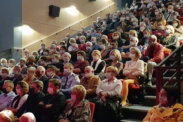 """Théâtre municipal rénové: """"Préserver notre patrimoine, c'est le faire vivre"""""""