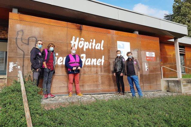 Nouvelles tensions à l'hôpital psychiatrique Pierre Janet