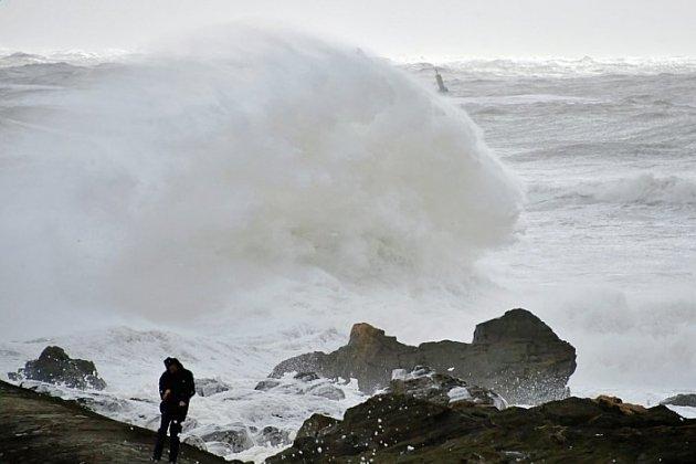 Alex, la première tempête automnale en approche : pluies et vents annoncés