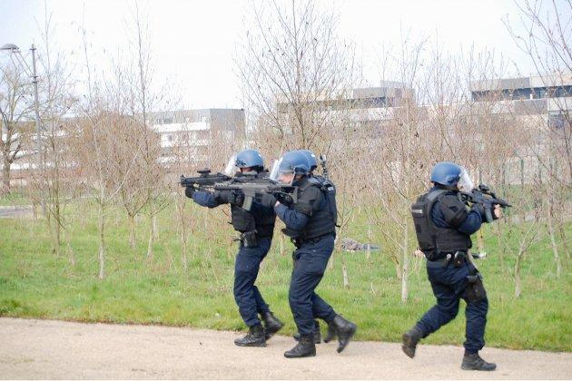 Un peloton anti-terroristeformé dans le Cotentin