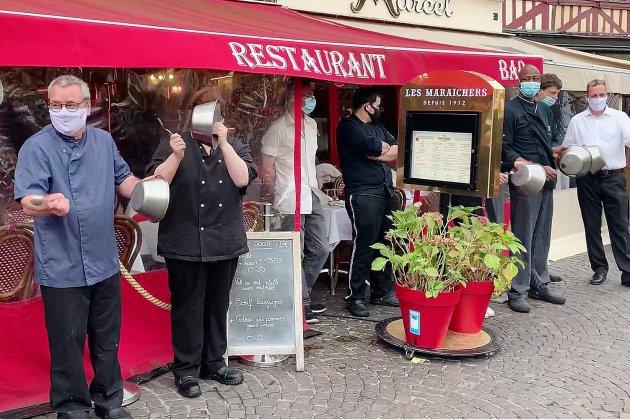 Les restaurateurs font entendre leurs inquiétudes sur l'avenir