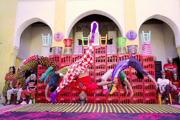 Avec Fiq, le Groupe acrobatique de Tanger révolutionne la tradition