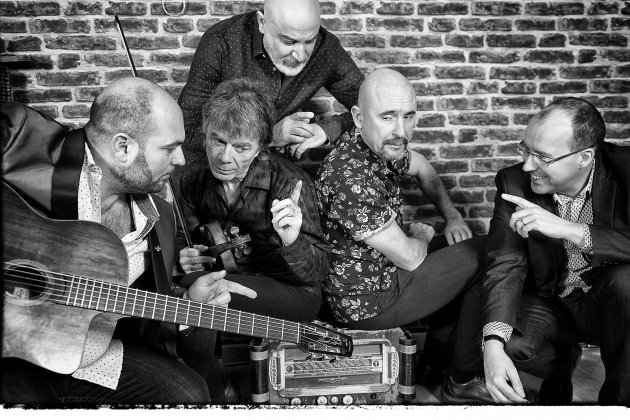 Django allstars quintet: le must du jazz manouche à la chapelle Corneille