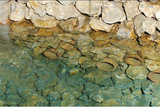 Ruissellement des eaux : des colorants injectés dans les sols