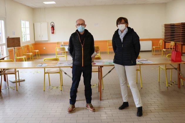 Un centre de vaccination contre la grippe installéà Mondeville