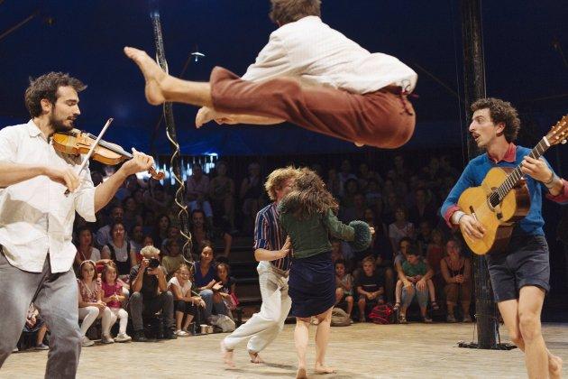 Deux spectacles à ne pas manquer au festival Second Geste