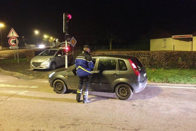 Cyclope: la gendarmerie lance la chasse aux voitures mal éclairées…