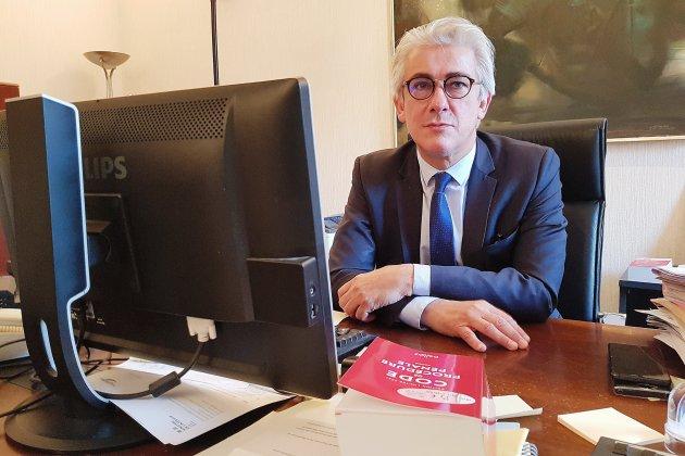 Justice: le Nordiste Bruno Dieudonné prend les rênes du parquet