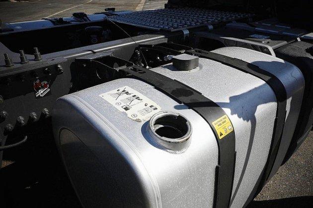 400 litres de gasoil se déversent sur la chaussée