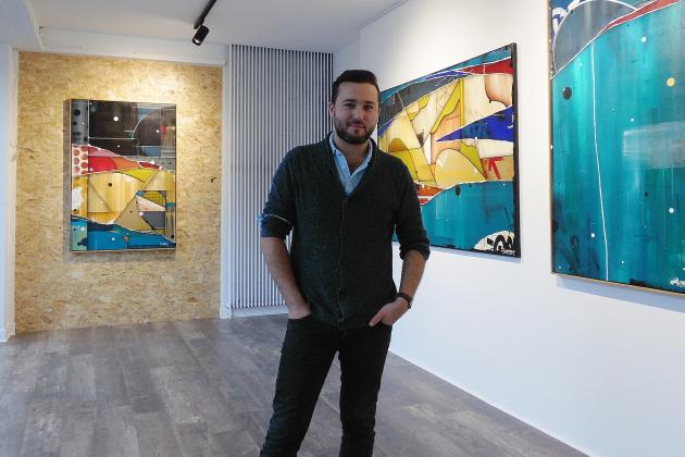 300 m2 de plus pour la galerie Outsiders, spécialisée dans l'art urbain