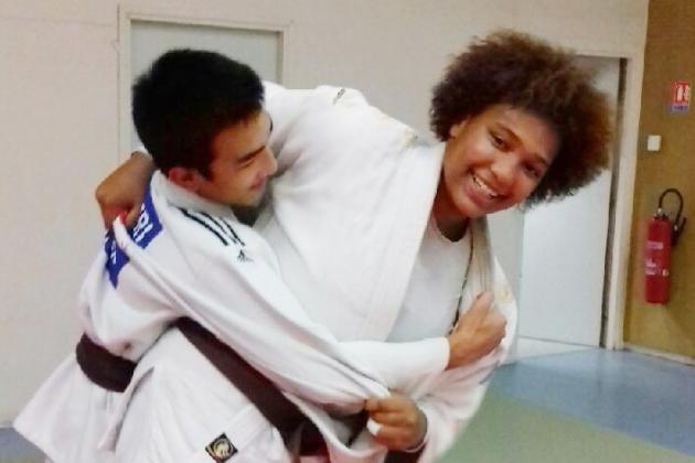 "Championnat de France de judo : Alyssa Morel, demi-finaliste, veut ""ramener un bon résultat"""