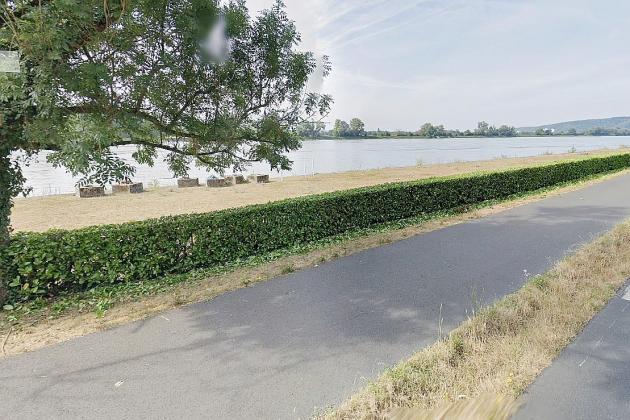 15 mètres de berge de Seine s'effondrent