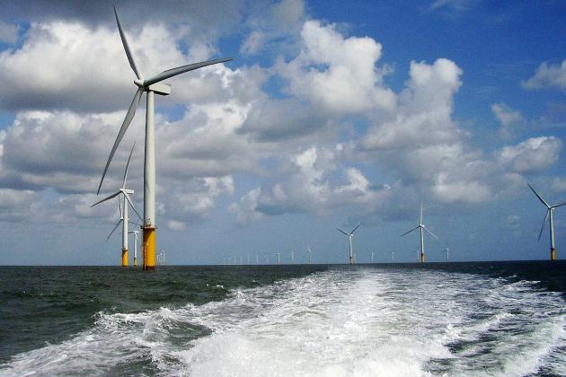 La filière éolienne en mer se structure : des milliers d'emplois en jeu