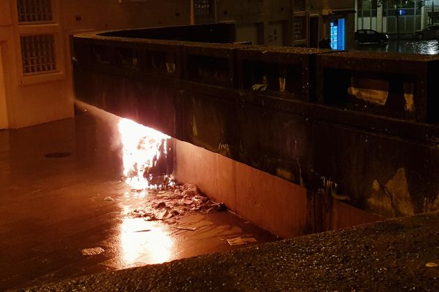 Incendies en série: le pyromane d'Ingouville arrêté