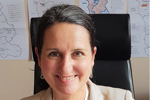 Sandrine Bodin nommée inspectrice et directrice académique