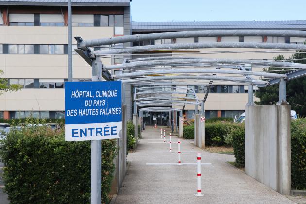 Les hôpitaux de Fécamp et Lillebonne déclenchent le plan blanc