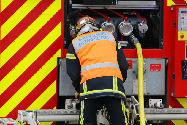 Un incendie se déclare dans une maison en rénovation