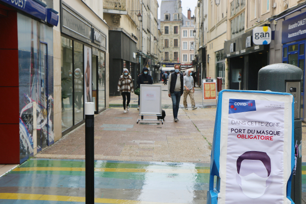 Reconfinement : réactions à Cherbourg