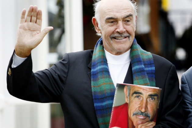 Sean Connery, James Bond éternel