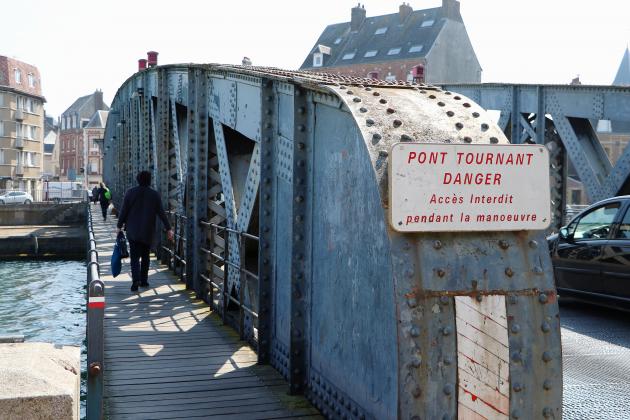 C'est officiel: le pont Colbert est classé aux Monuments historiques