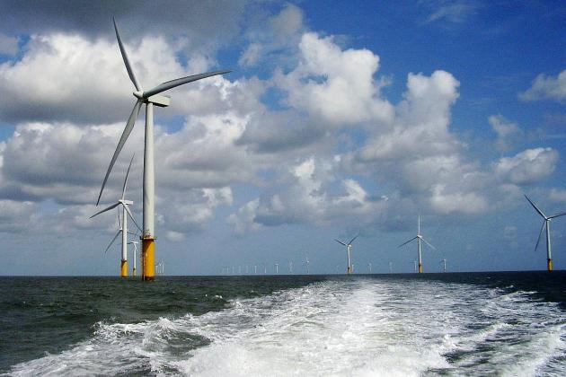 Parc éolien en mer : les pêcheurs très inquiets