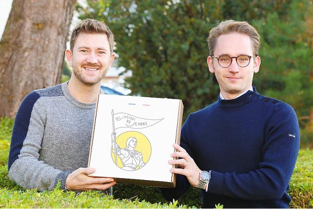 Les Trésors de Jeanne: une nouvelle box de produits locaux