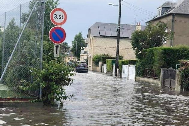 L'état de catastrophe naturelle reconnue après l'orage du 16 août