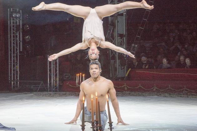 """Le public se dit """"pour"""" le maintien de la 9e édition du festival du cirque"""