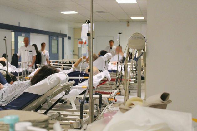 Covid-19: 90 patients hospitalisés dans le département