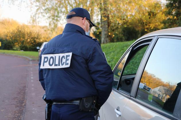Refus d'obtempérer lors d'un contrôle routier