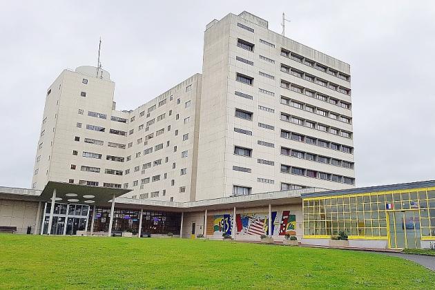 """Covid-19 : l'hôpital Mémorial""""gère l'épidémie"""""""
