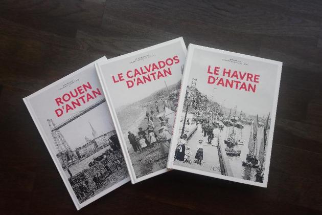 La Normandie d'antan: quand la carte postale raconte l'histoire