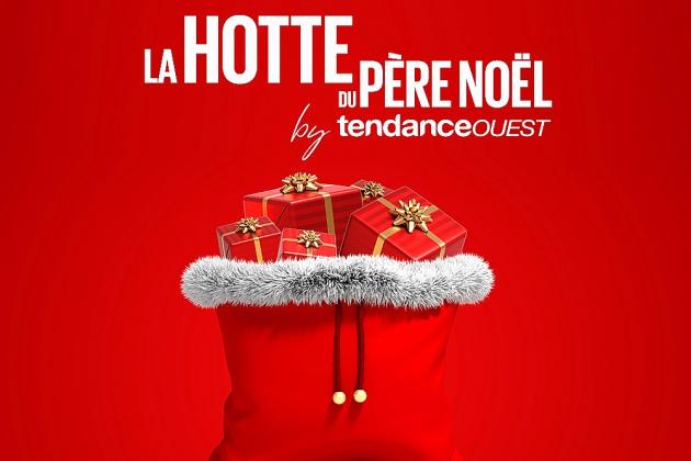 Gagnez de nombreux cadeaux en jouant à la Hotte du Père Noël!