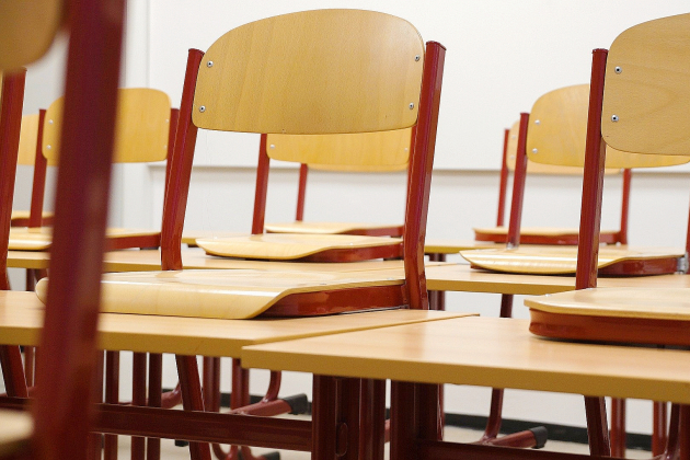 Une école fermée face à la multiplication des cas de Covid-19