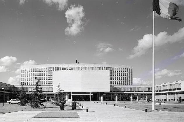 L'hôtel du Département à Rouen classé Monument historique