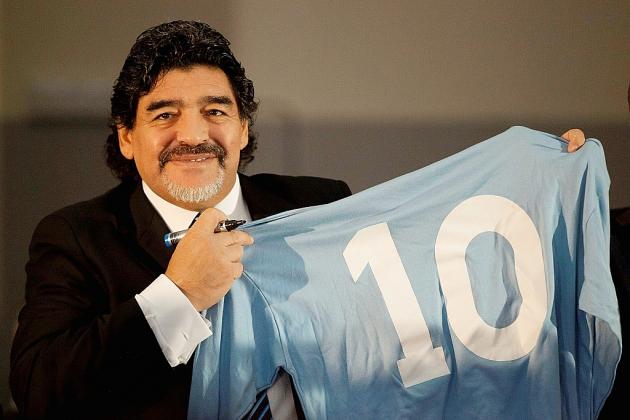 Diego Maradona est mort à 60 ans d'un arrêt cardiaque