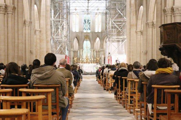 Messes : des inscriptions en ligne pour respecter la jauge des 30 personnes