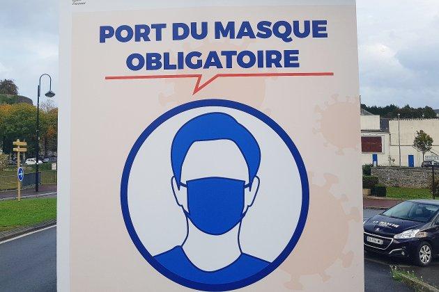 L'obligation du port du masqueprolongée jusqu'au 20 janvier 2021