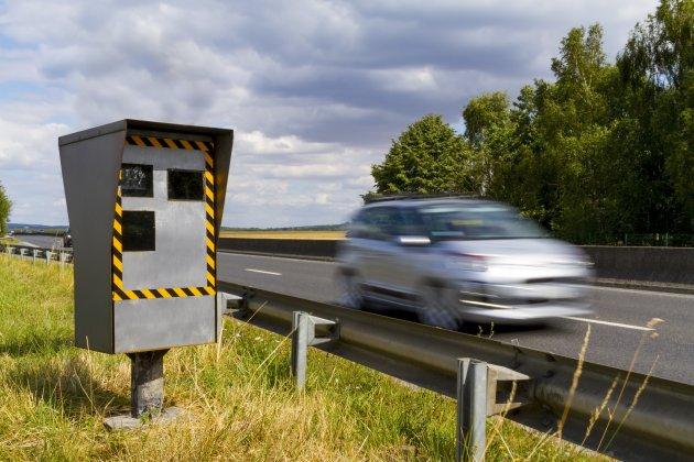 Grands excès de vitesse : cinq conducteurs contrôlés, dont un de 90 ans