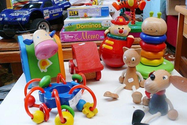 Une collecte de jouets au profit des enfantshospitalisés