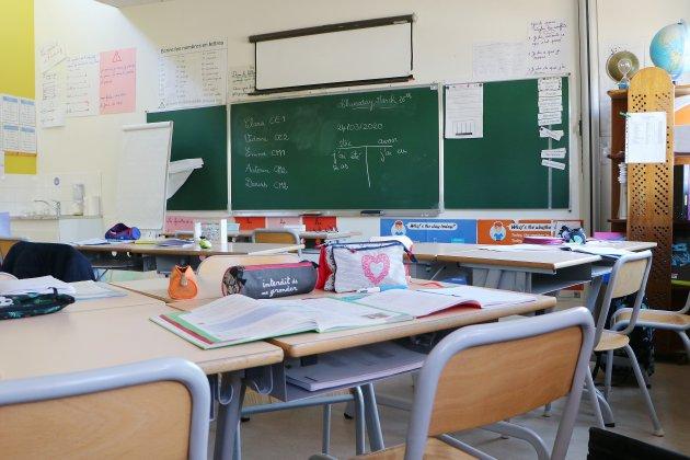 Quinze cas positifs dépistés dans la commune, une classe fermée